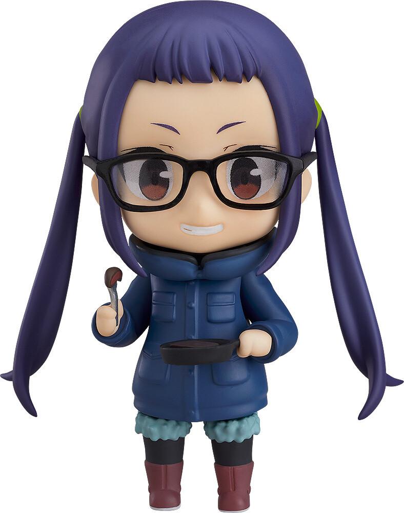 PRE-ORDER Good Smile Nendoroid Laid Back Camp Chiaki Ogaki Rerun