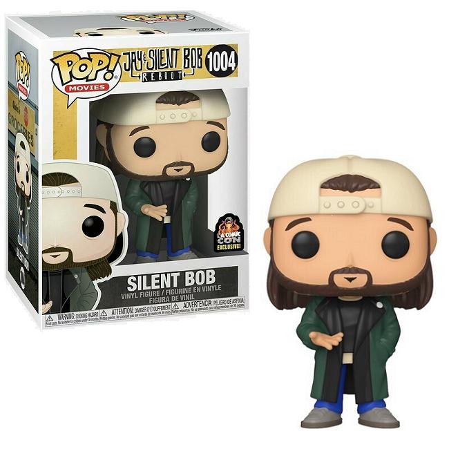 Funko Jay and Silent Bob Reboot - Silent Bob Pop! LA Comic Con Exclusive Pop! Vinyl Figure