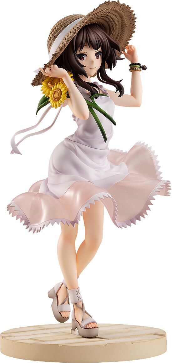 PRE-ORDER Good Smile Megumin: Sunflower One Piece Dress Ver. 1/7th Scale Figure