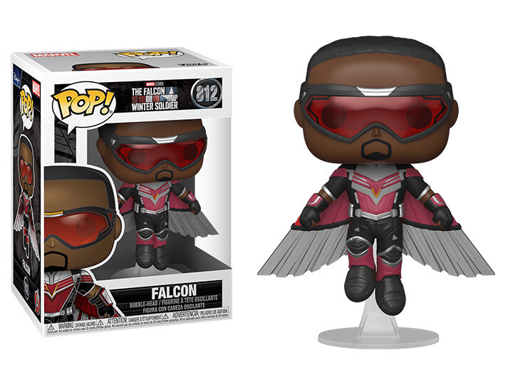 Funko The Falcon and The Winter Soldier - Falcon Flying Pop! Vinyl Figure