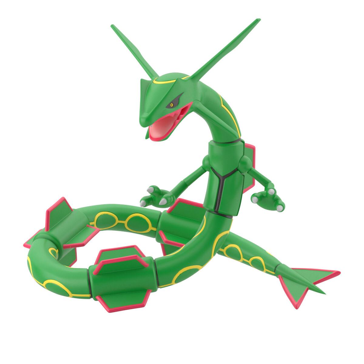 PRE-ORDER Bandai Pokemon Scale World Hoenn Rayquaza