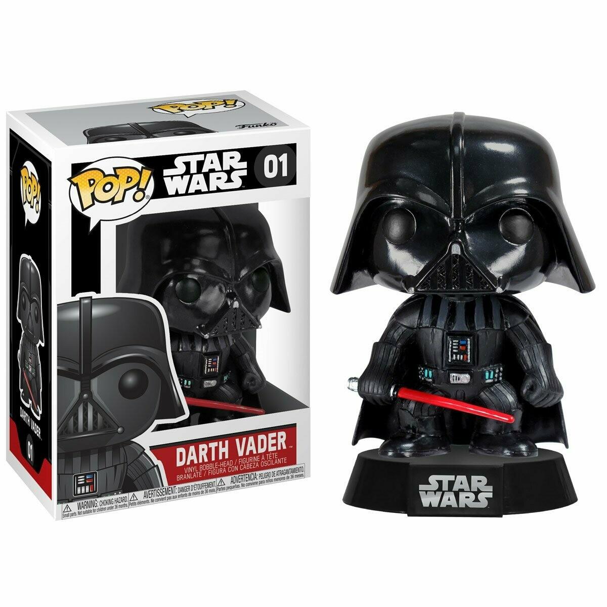 Funko Star Wars - Darth Vader 01 Pop! Vinyl Figure