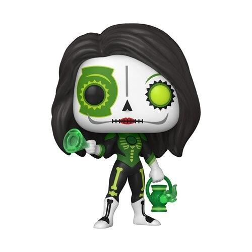 PRE-ORDER Dia de los DC Green Lantern (Jessica Cruz) Pop! Vinyl Figure