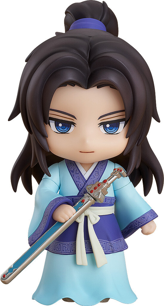 PRE-ORDER Good Smile Nendoroid The Legend of Qin Zhang Liang