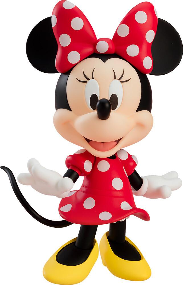 PRE-ORDER Good Smile Nendoroid Minnie Mouse: Polka Dot Dress Ver.