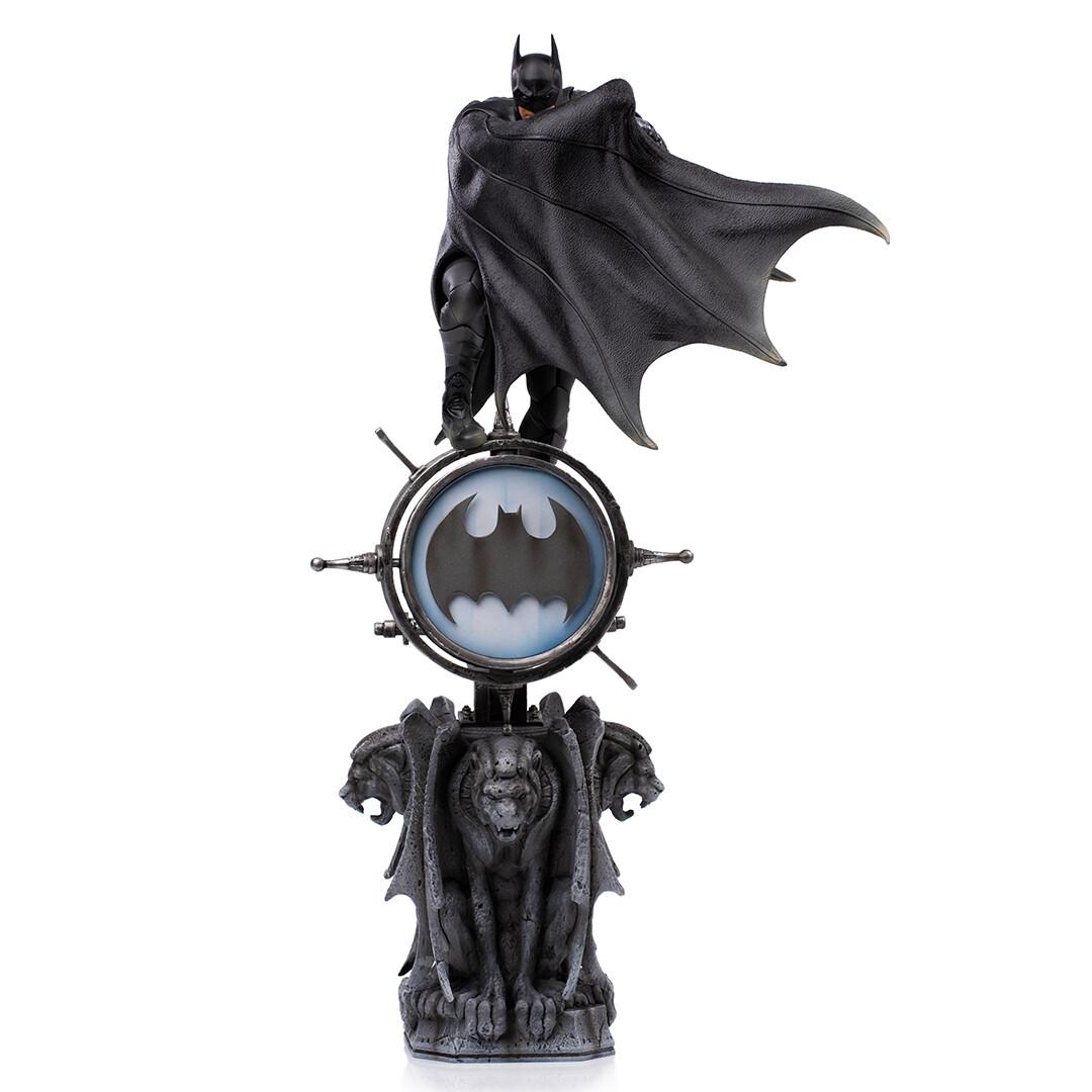 PRE-ORDER Iron Studios Batman Deluxe Art Scale 1/10 - Batman Returns