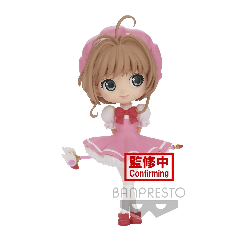 PRE-ORDER Banpresto Card Captor Sakura Clow Card Q Posket Sakura Kinomoto Ver. B