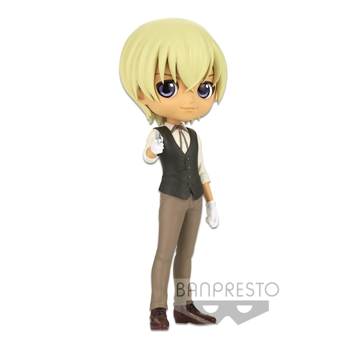 PRE-ORDER Banpresto Detective Conan Q Posket Toru Amuro Ver. B