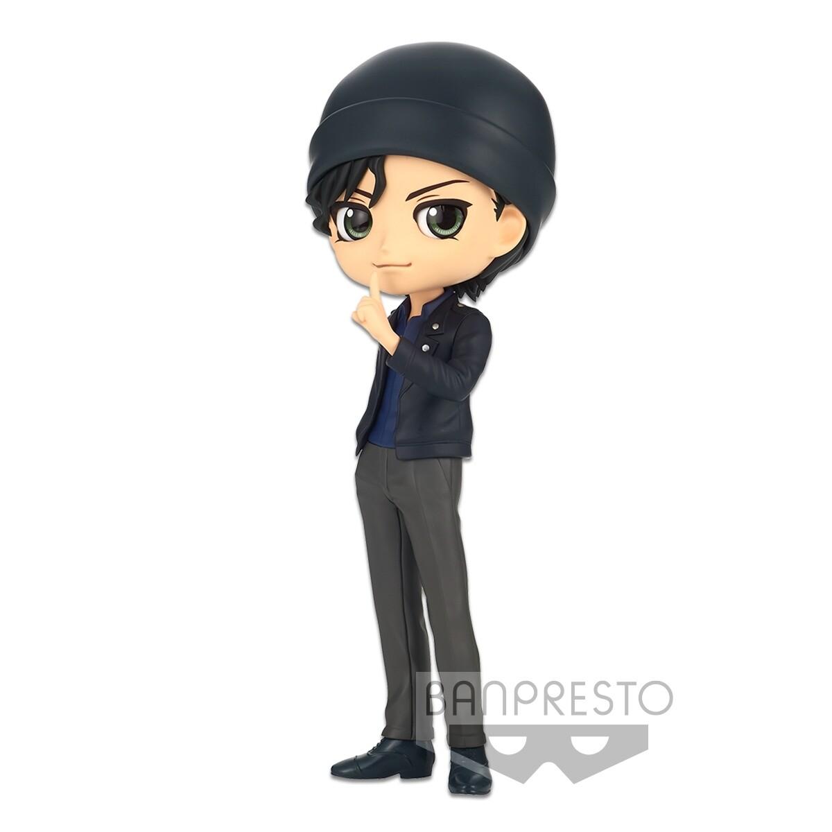 PRE-ORDER Banpresto Detective Conan Q Posket Shuichi Akai Ver. A