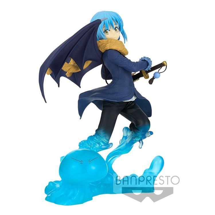PRE-ORDER Banpresto That Time I Got Reincarnated as a Slime EXQ Figure Rimuru Tempest Special