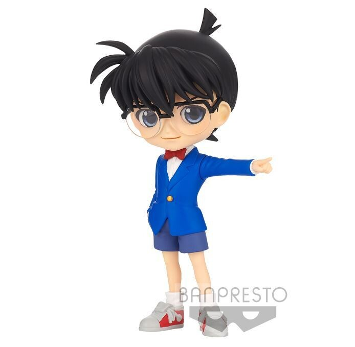 PRE-ORDER Banpresto Detective Conan Q Posket Conan Edogawa Ver. A