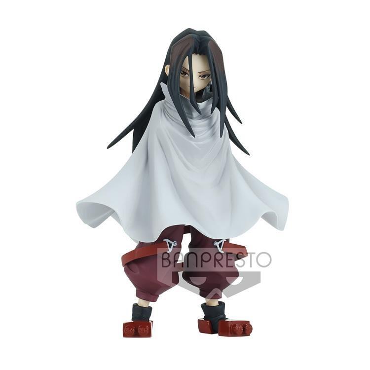 PRE-ORDER Banpresto Shaman King Hao Figure