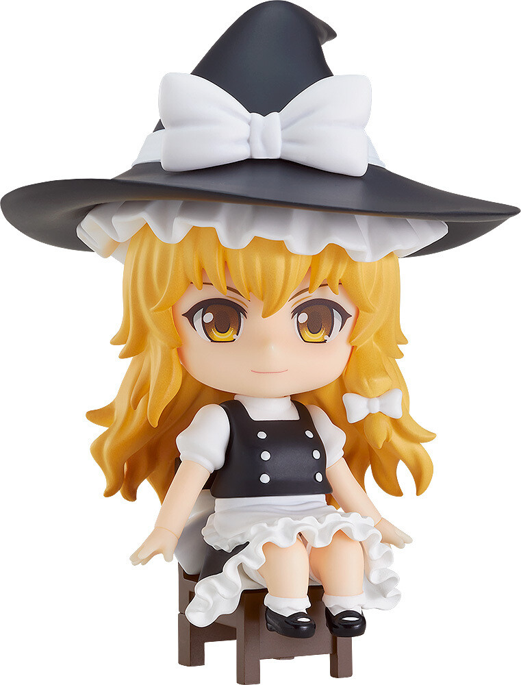 PRE-ORDER Good Smile Nendoroid Swacchao! Touhou Project Marisa Kirisame