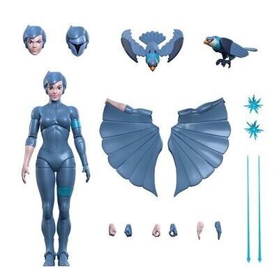 PRE-ORDER Super7 SilverHawks Ultimates Steelheart 7-Inch Action Figure