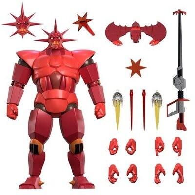 PRE-ORDER Super7 SilverHawks Ultimates Armored Mon*Star 11-Inch Action Figure