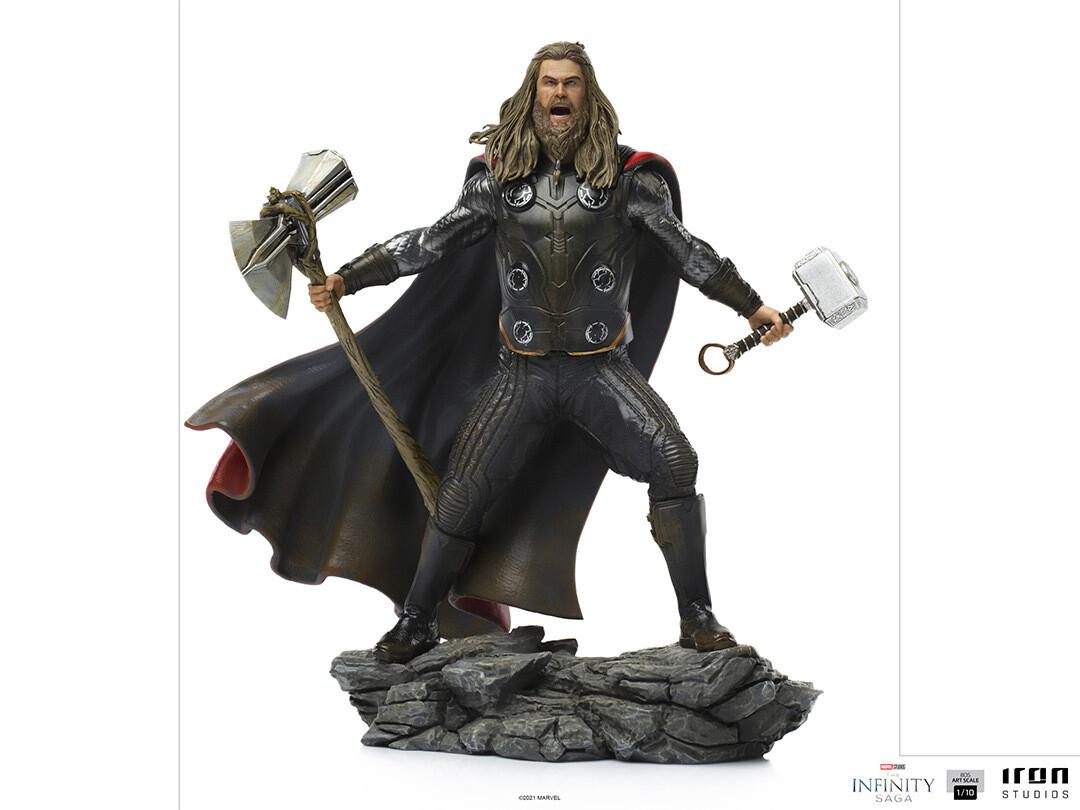 PRE-ORDER Iron Studios Thor Ultimate BDS Art Scale 1/10 - The Infinity Saga