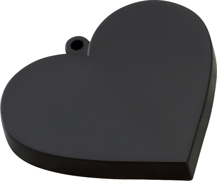 PRE-ORDER Good Smile Nendoroid More Heart Base (Black)