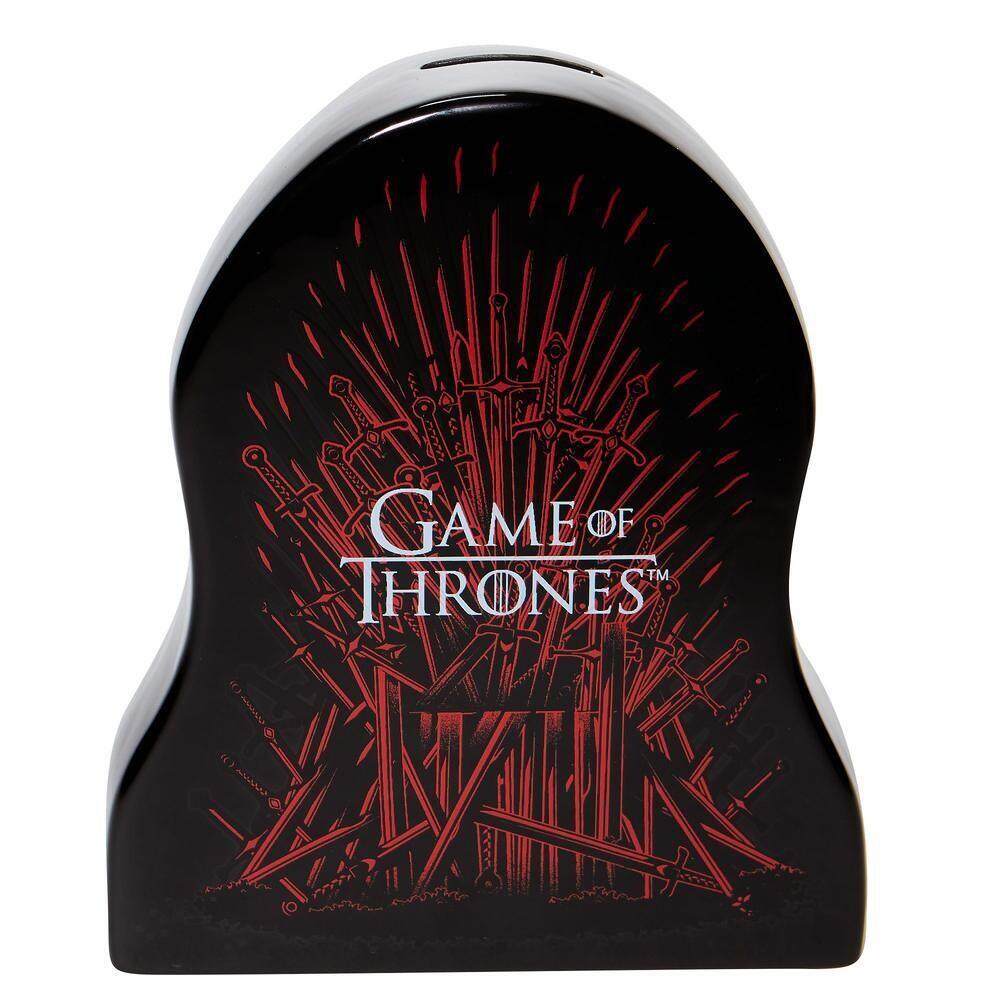 PRE-ORDER Enesco Game Of Thrones: Iron Throne Bank