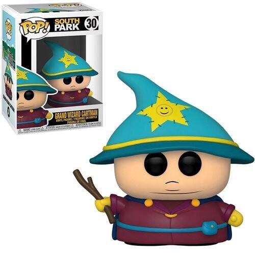 PRE-ORDER South Park: The Stick of Truth Grand Wizard Cartman Pop! Vinyl Figure
