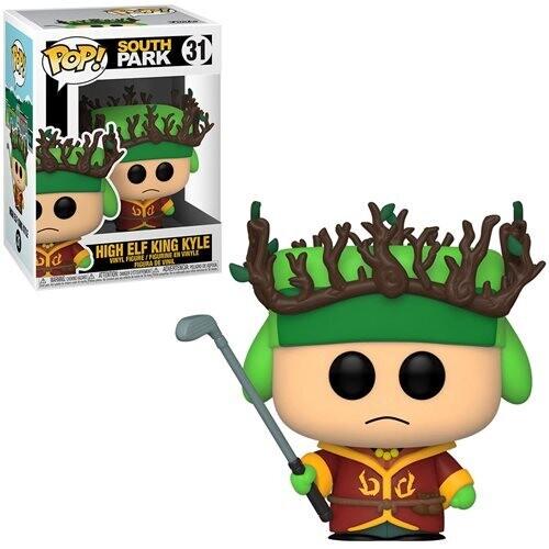 PRE-ORDER South Park: The Stick of Truth High Elf King Kyle Pop! Vinyl Figure