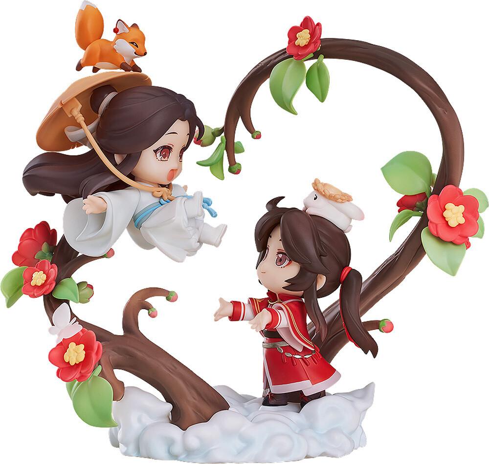 PRE-ORDER Good Smile Chibi Figures Xie Lian & San Lang: Until I Reach Your Heart Ver.