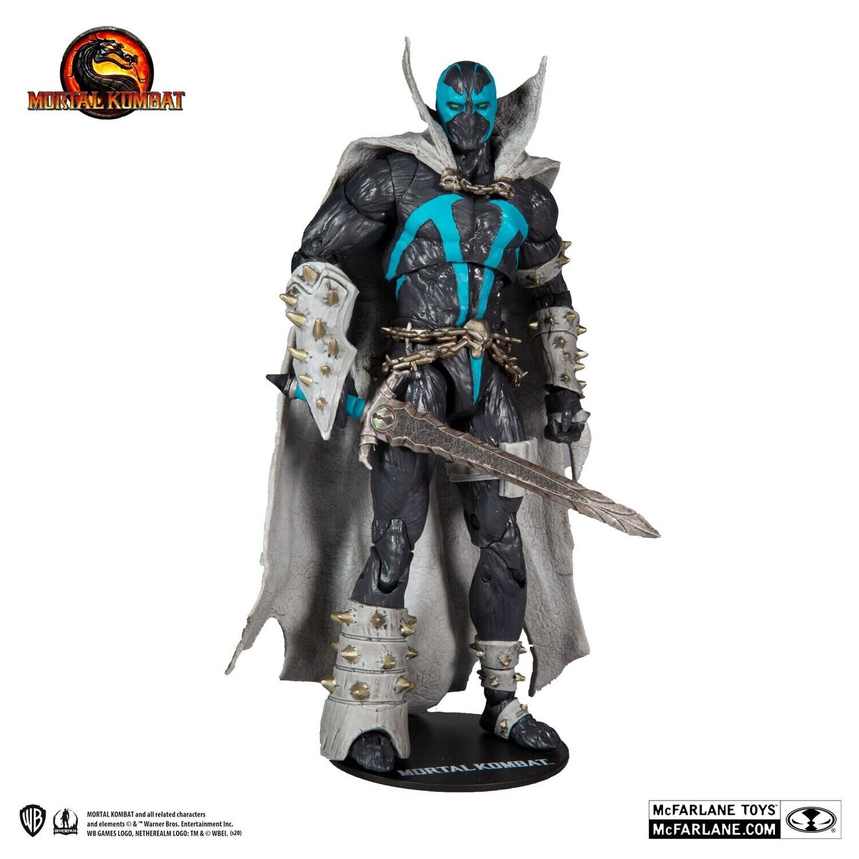 PRE-ORDER Mcfarlane Mortal Kombat Spawn Lord Covenant 7 Inch Action Figure