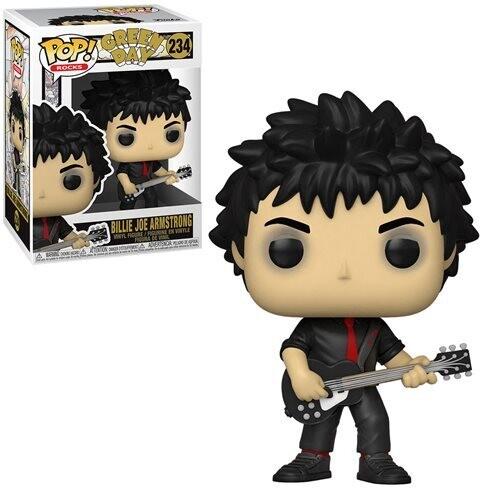 PRE-ORDER Green Day Billie Joe Armstrong Pop! Vinyl Figure
