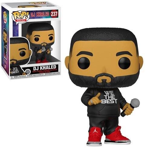 PRE-ORDER DJ Khaled Pop! Vinyl Figure