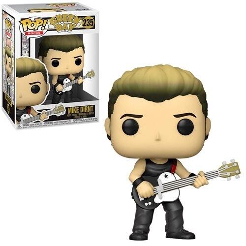 PRE-ORDER Green Day Mike Dirnt Pop! Vinyl Figure