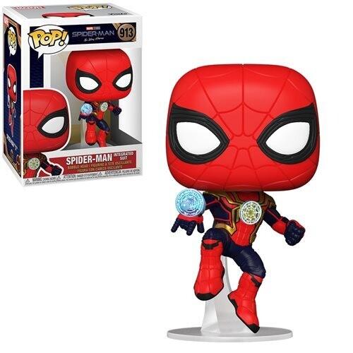 PRE-ORDER Spider-Man: No Way Home Spider-Man Integrated Suit Pop! Vinyl Figure - 2nd Batch