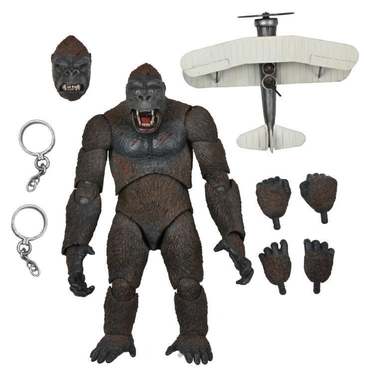 "PRE-ORDER Neca King Kong - 7"" Scale Action Figure - King Kong (Concrete Jungle)"