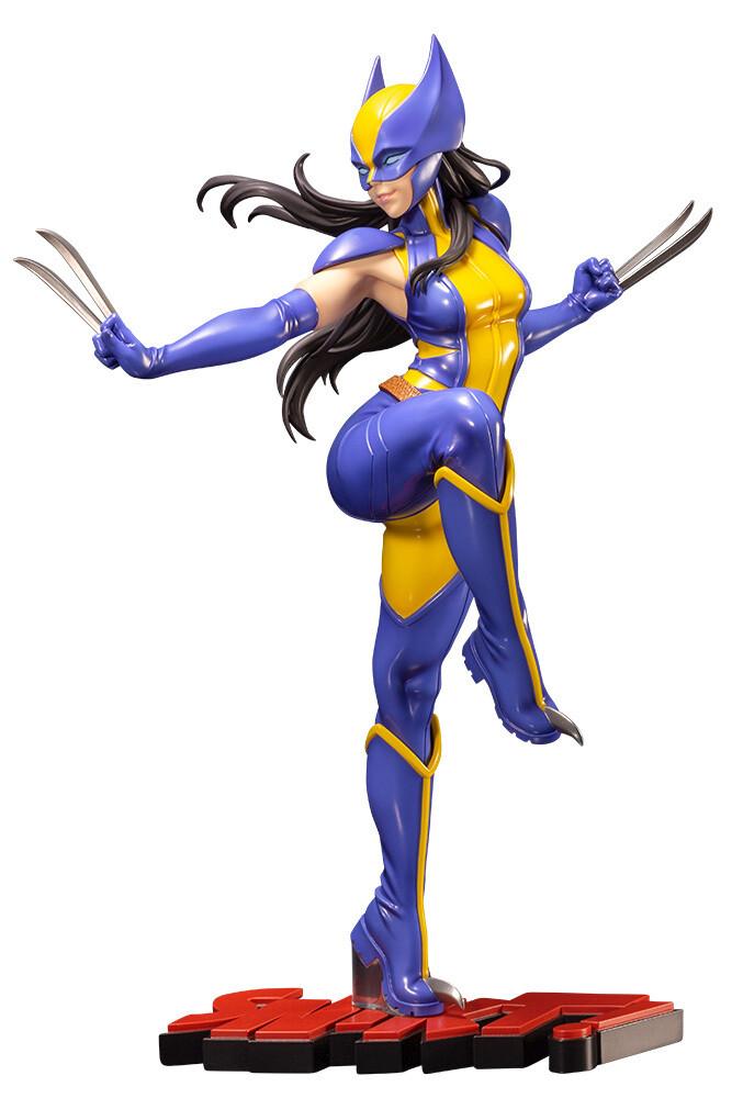 PRE-ORDER Kotobukiya Marvel Wolverine Laura Kinney Bishoujo Statue