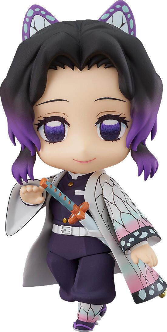 PRE-ORDER Good Smile Nendoroid Demon Slayer Kimetsu no Yaiba Shinobu Kocho
