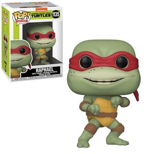 PRE-ORDER Teenage Mutant Ninja Turtles II: The Secret of the Ooze Raphael Pop! Vinyl Figure