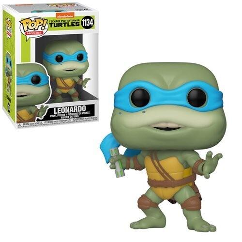 PRE-ORDER Teenage Mutant Ninja Turtles II: The Secret of the Ooze Leonardo Pop! Vinyl Figure