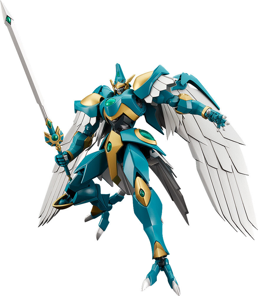 PRE-ORDER Good Smile Moderoid Magic Knight Rayearth - Windom, the Spirit of Air