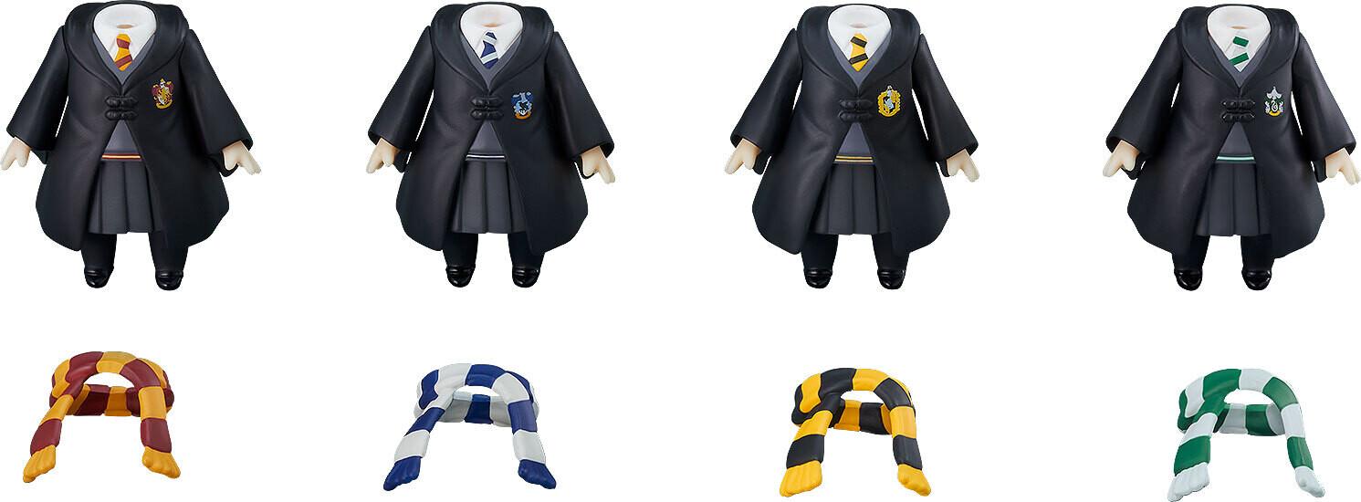 PRE-ORDER Good Smile Nendoroid More: Dress Up Hogwarts Uniform - Skirt Style (4pcs/box)