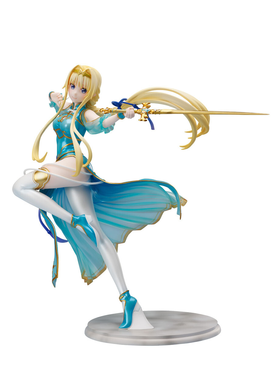 PRE-ORDER Good Smile Sword Art Online Alicization War of Underworld Alice China Dress ver. 1/7 Scale Figure