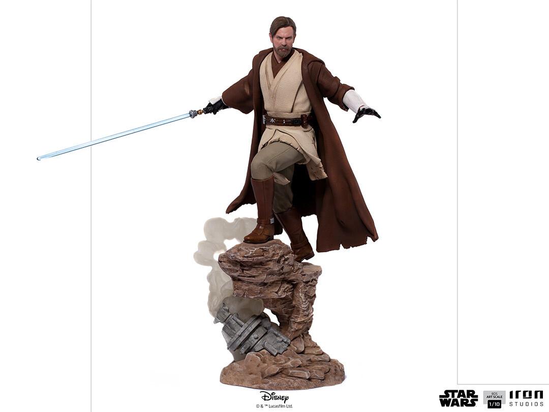 PRE-ORDER Iron Studios Obi-Wan Kenobi BDS Art Scale 1/10 - Star Wars