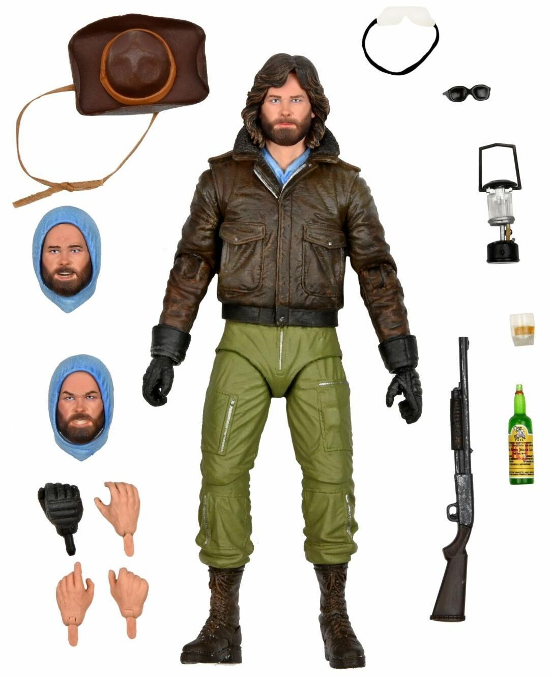"""PRE-ORDER Neca The Thing - 7"""" Scale Action Figure - Ultimate MacReady (Outpost 31)"""