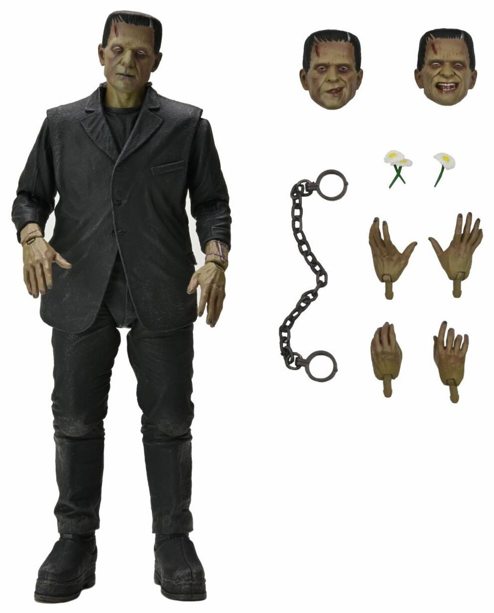 "PRE-ORDER Neca Universal Monsters - 7"" Scale Action Figure - Ultimate Frankenstein's Monster (COLOR)"