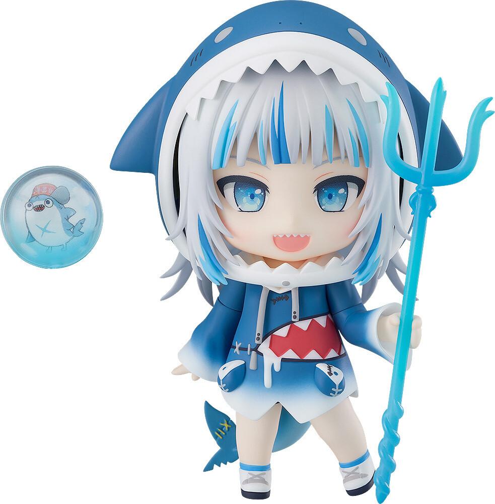 PRE-ORDER Good Smile Nendoroid hololive prodcution Gawr Gura