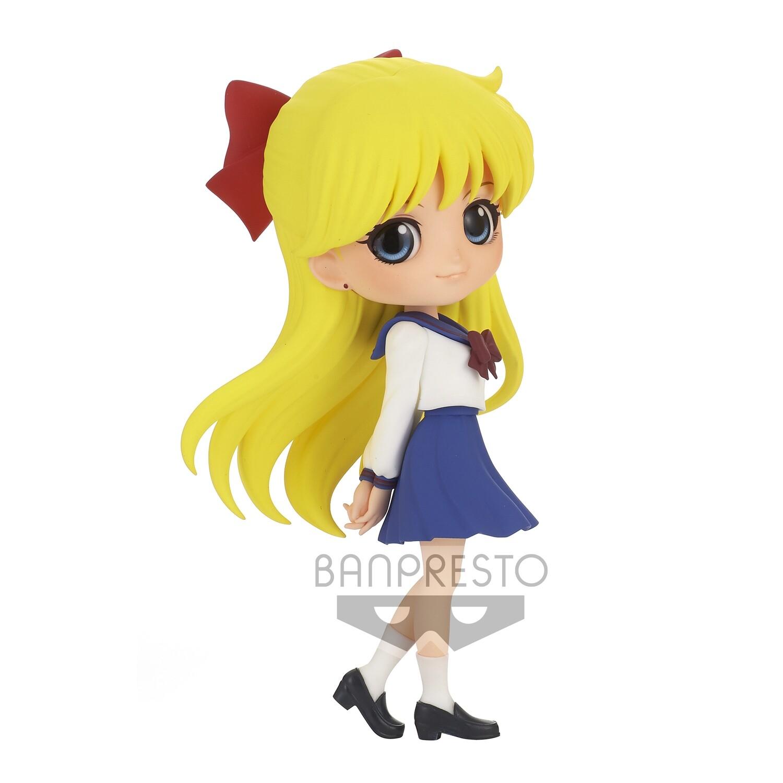 PRE-ORDER Banpresto Pretty Guardian Sailor Moon Eternal The Movie Q Posket Minako Aino Ver. A