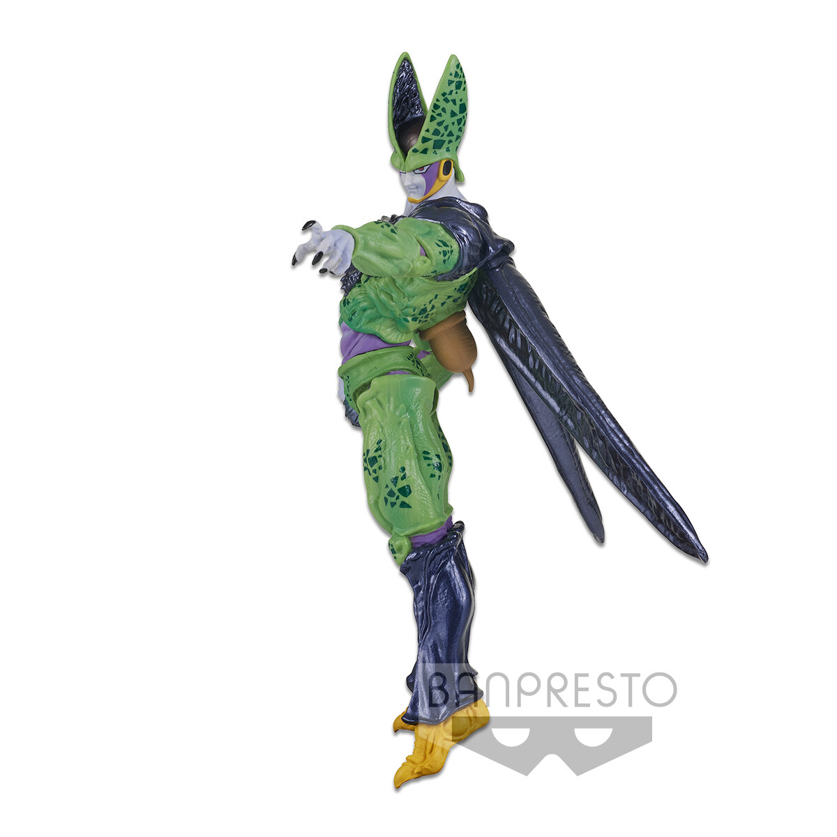 PRE-ORDER Banpresto Dragonball Z BWFC Vol. 4 Perfect Cell