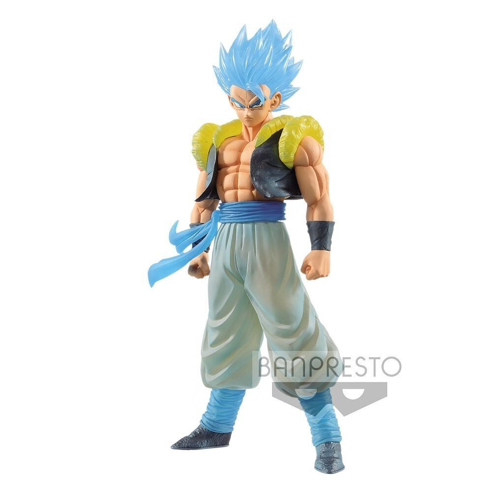 PRE-ORDER Banpresto Dragon Ball Super Clearise Super Saiyan GOd Super Saiyan Gogeta