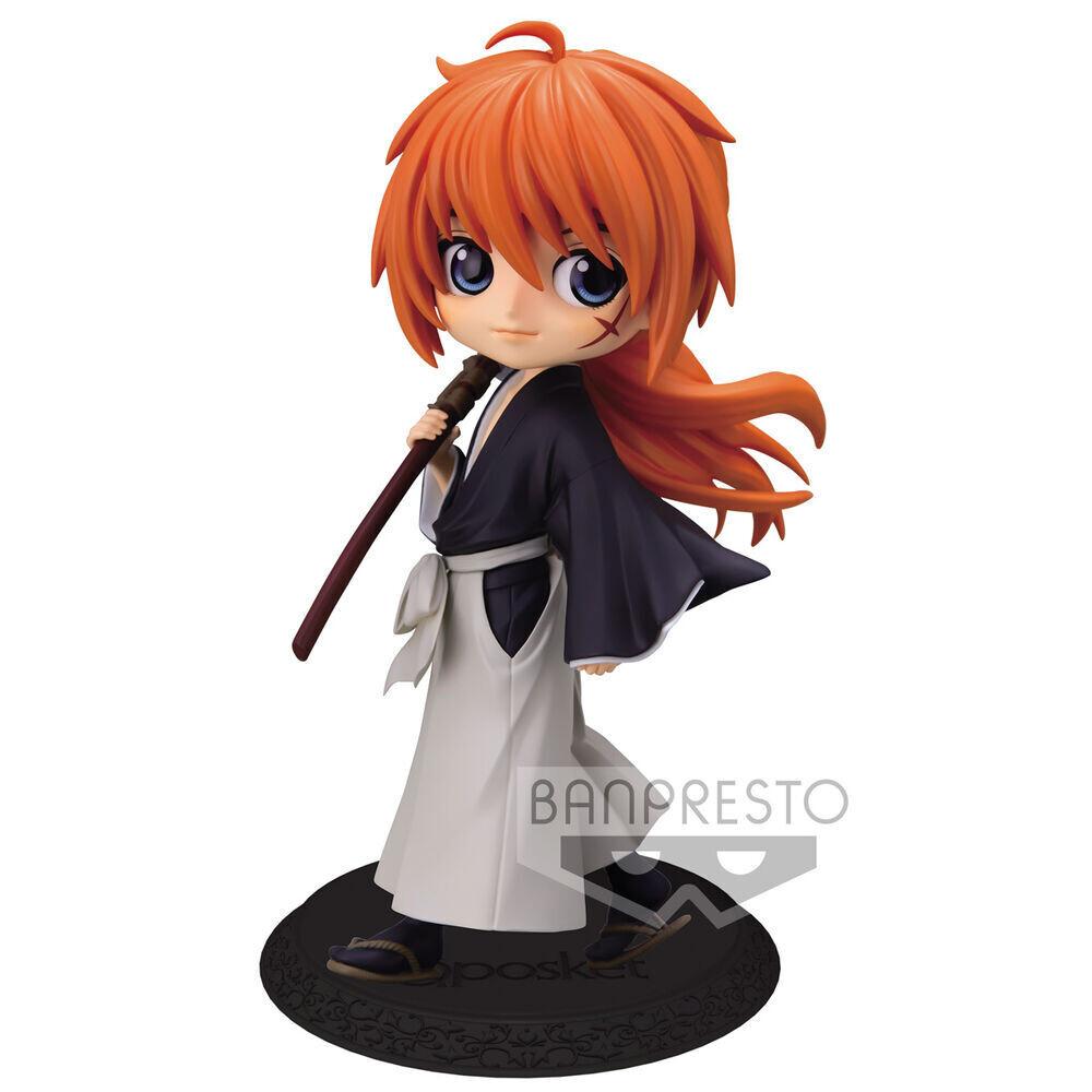 Banpresto Q Posket Kenshin Himura Ver. B