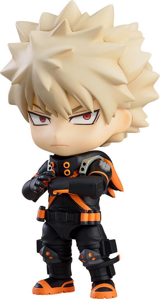 PRE-ORDER Good Smile Nendoroid My Hero Academia Katsuki Bakugo: Stealth Suit Ver.