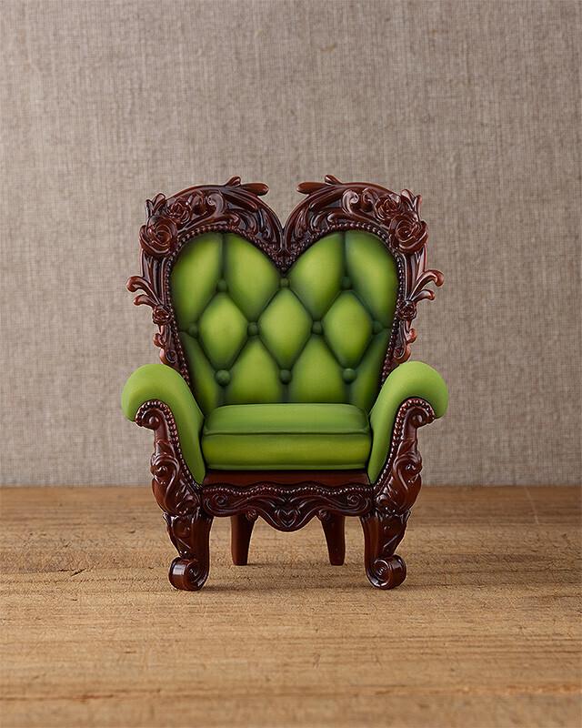 PRE-ORDER Goodsmile PARDOLL Antique Chair: Matcha