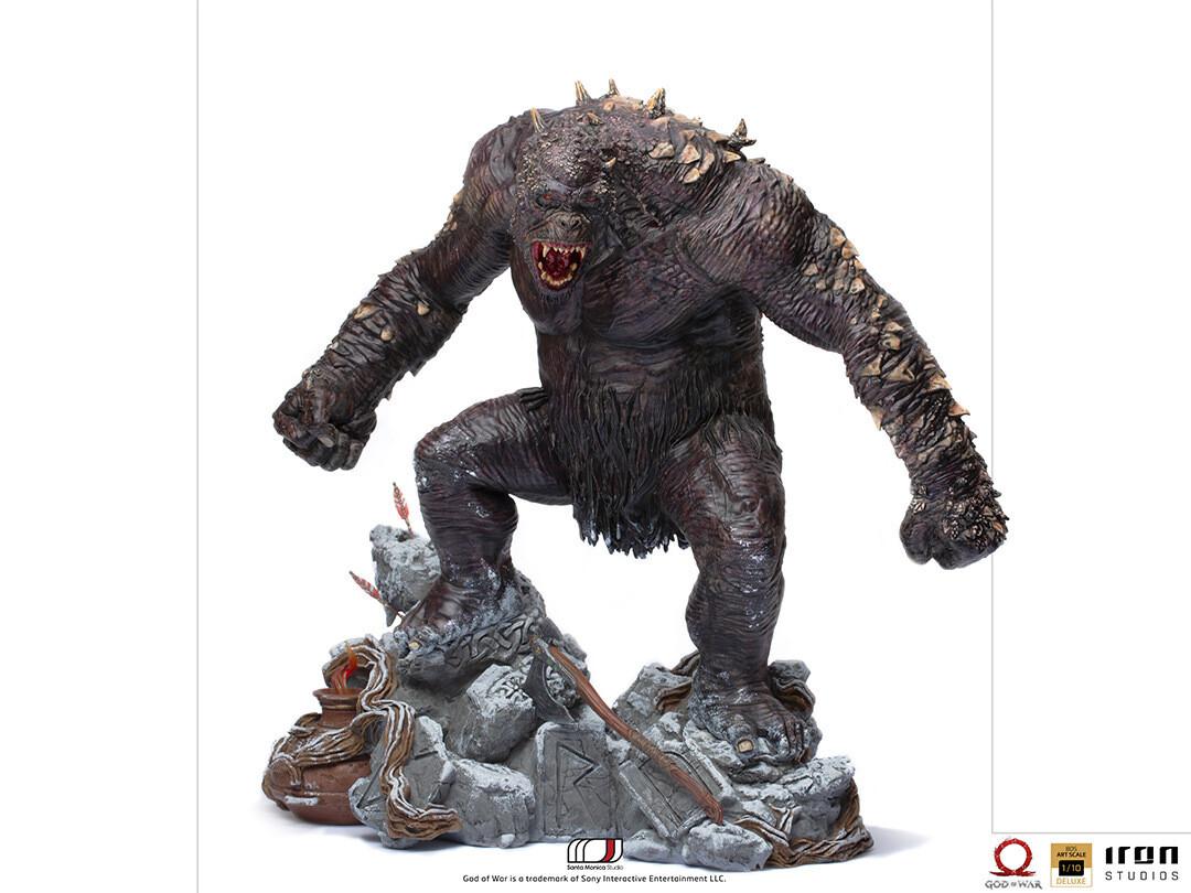 PRE-ORDER Iron Studios Ogre BDS Art Scale 1/10 - God of War