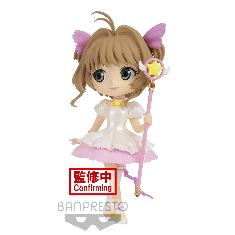 PRE-ORDER Banpresto Card Captor Sakura - Sakura Card Q Posket Ver. B